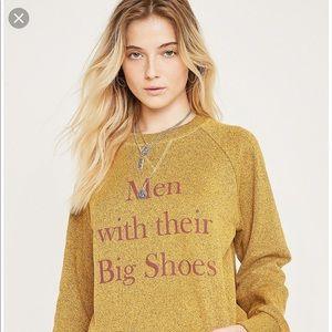 Peter Jensen Big Shoes Jumper Size XS